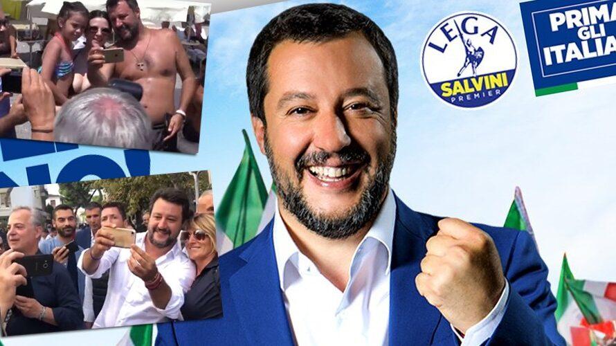 Salvini als Lehrmeister der Rhetorik