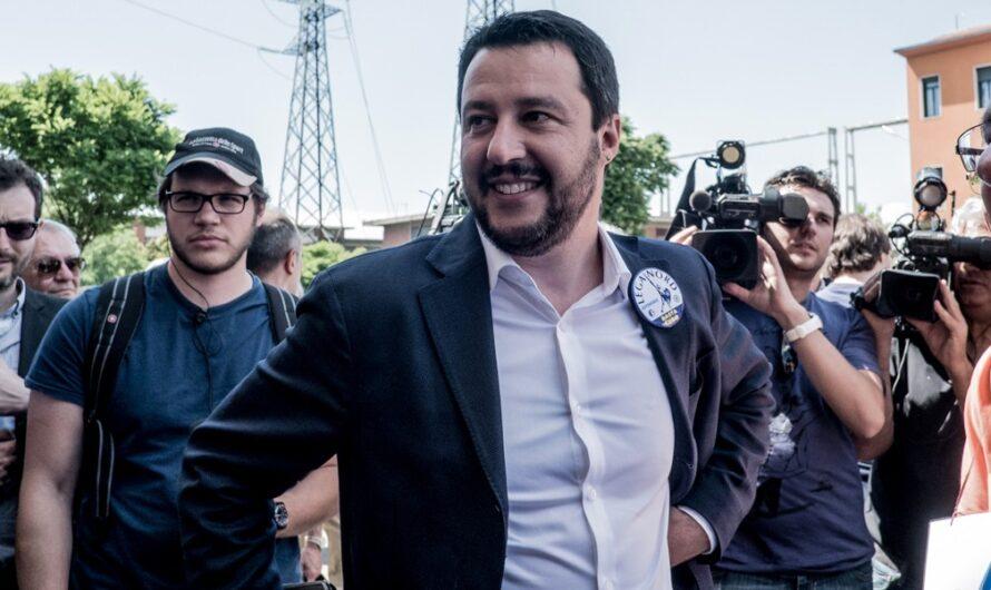 Was Sie schon immer über Salvini wissen wollten, aber bisher nirgends finden konnten