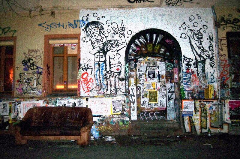 Freiheit, oder: Berliner Luft